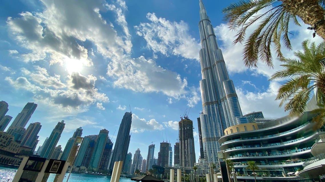A view of the Dubai's Burj Khalifa, in the United Arab Emirates.(Unsplash, Wael Hneini)