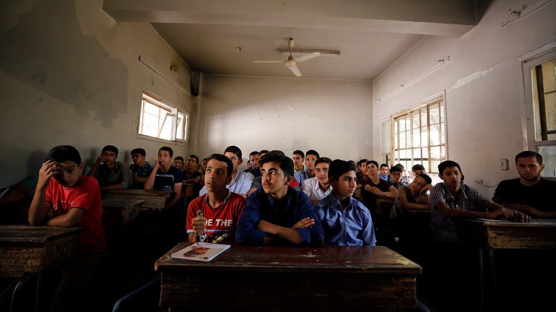 طلاب سوروين (رويترز)
