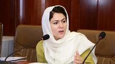 افغانستان؛ مجله«فورچون»فوزیه کوفی را در میان پنجاه رهبر بزرگ جهان قرار داد