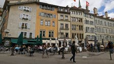 Swiss economy shrinks in first quarter as COVID curbs spending
