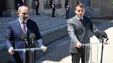 Azerbaijani troops must leave Armenian territory, says France's Macron