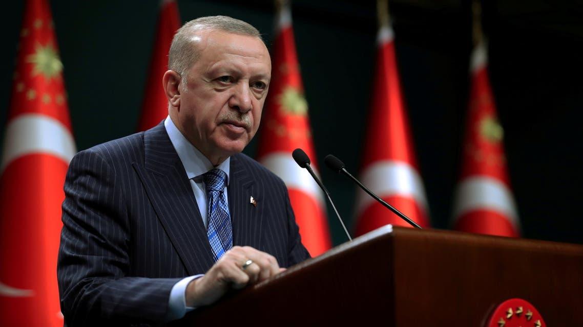 رجب طيب أردوغان (أرشيفية من رويترز)