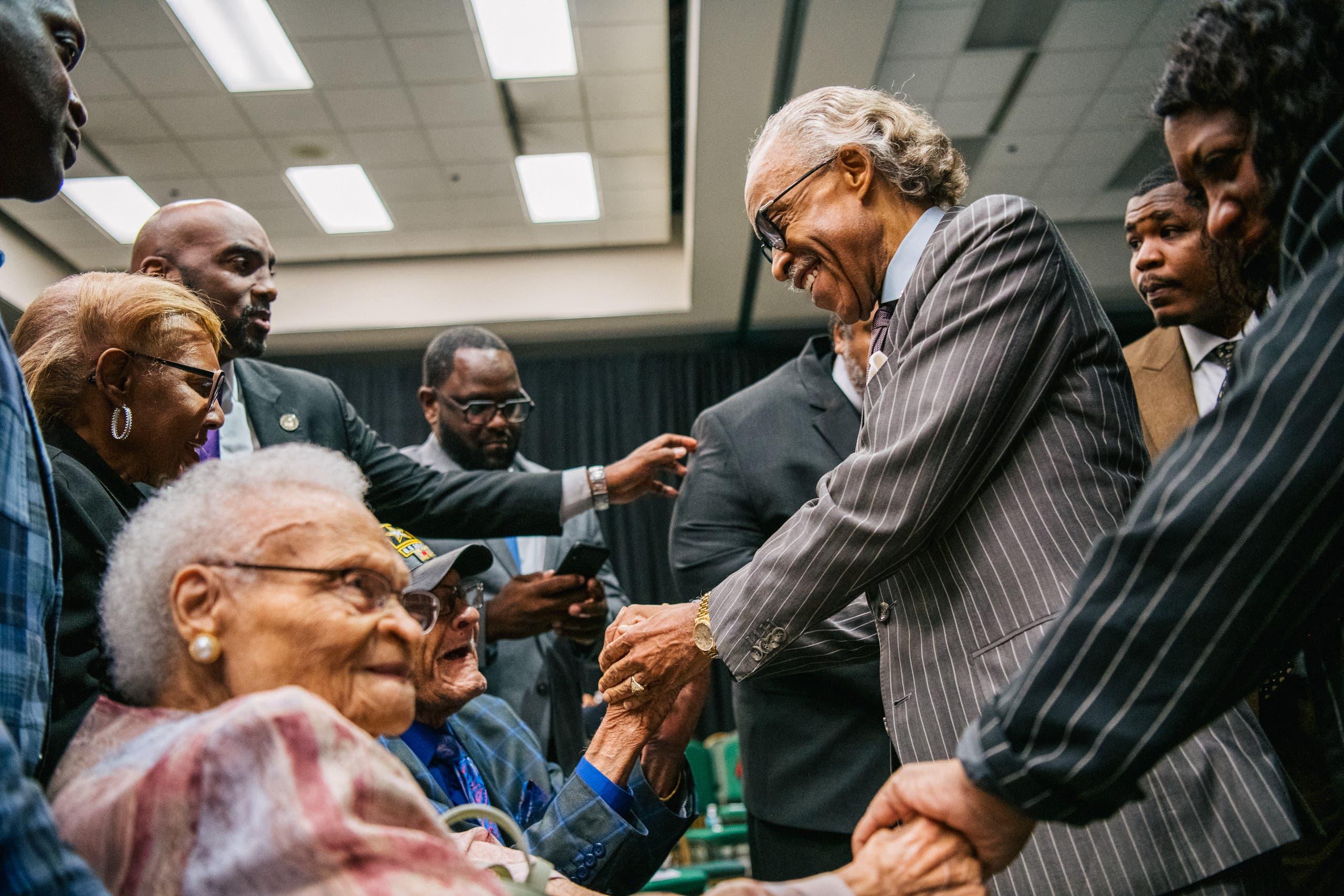 أحد الناجين من مجزرة السود قبل 100 عام