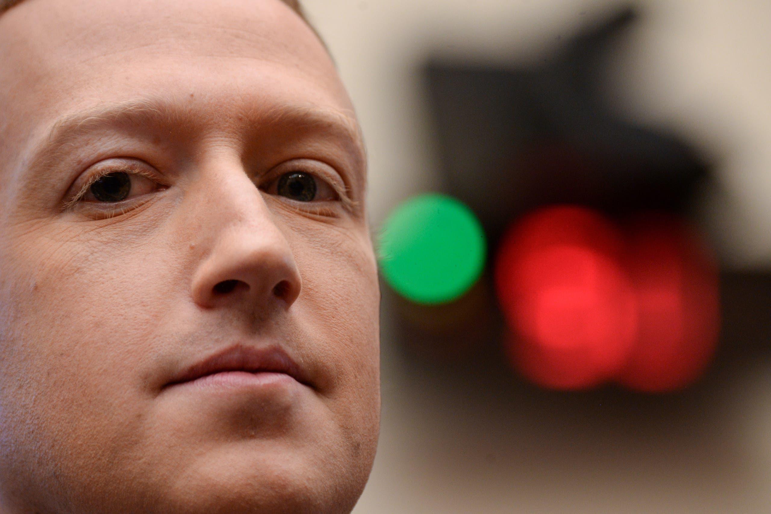 مؤسس موقع فيسبوك، مارك زوكربيرغ (رويترز)