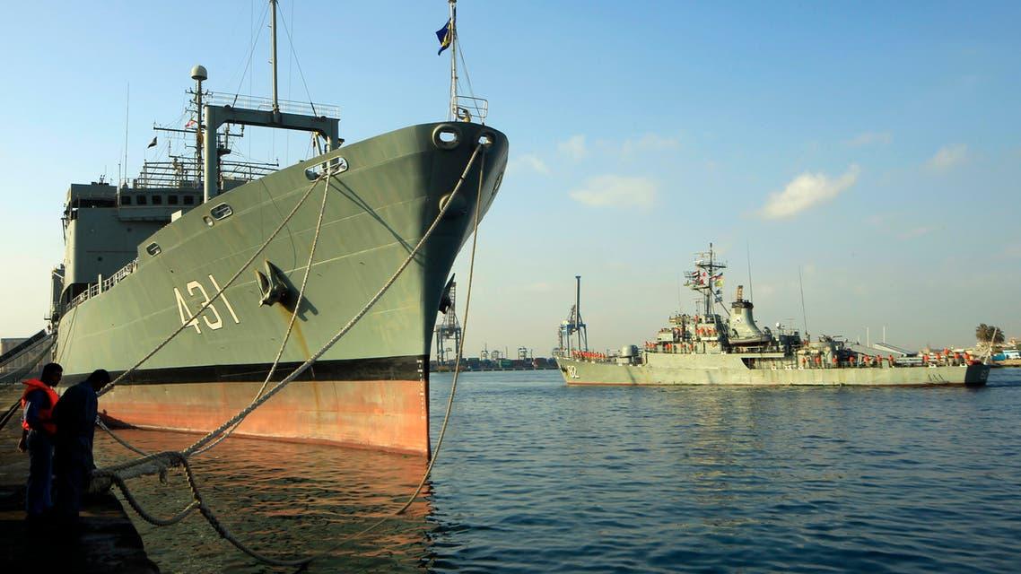 سفينة خارك الإيرانية (أرشيفية - رويترز)