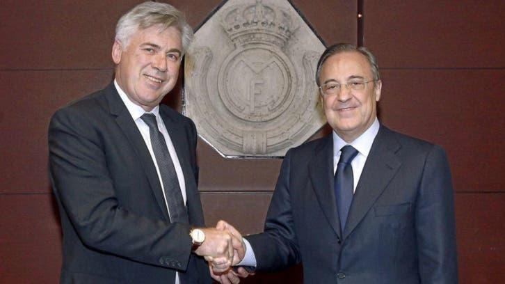 مرد «لادسيما» دوباره سرمربی رئال مادرید شد