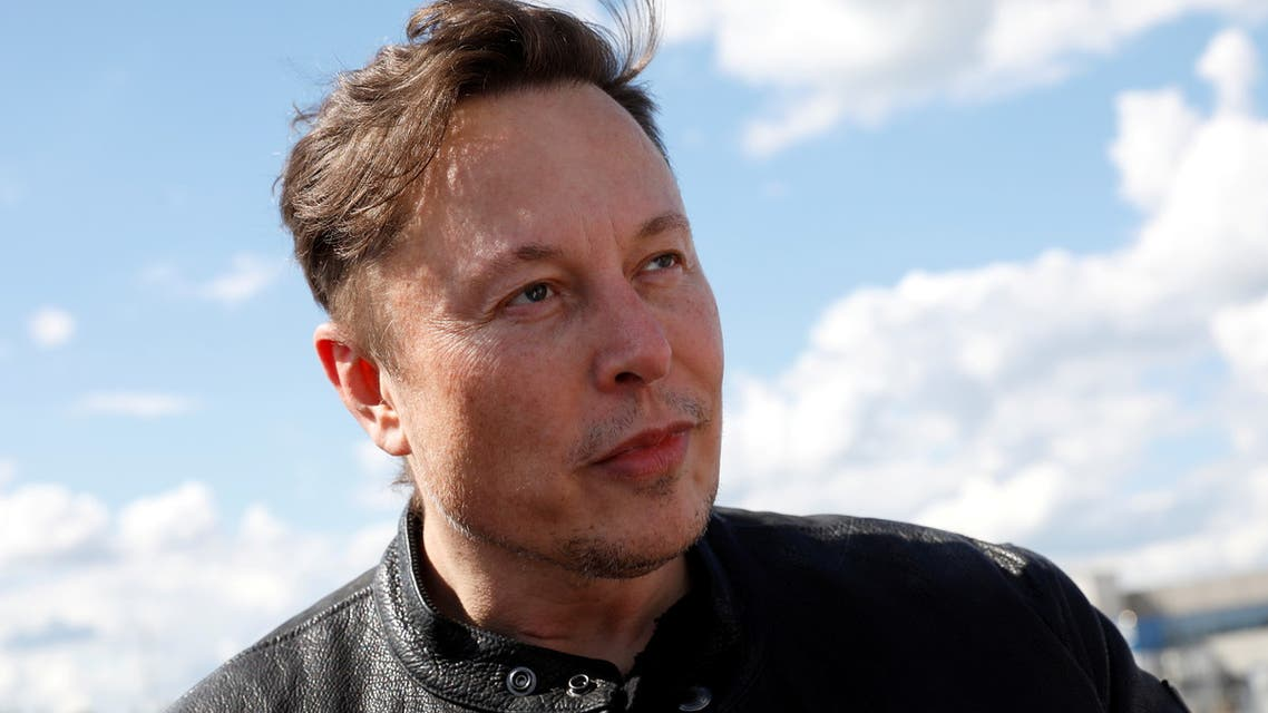 SpaceX founder and Tesla CEO Elon Musk looks on as he visits the construction site of Tesla's gigafactory in Gruenheide, near Berlin, Germany, May 17, 2021. (File Photo: Reuters)