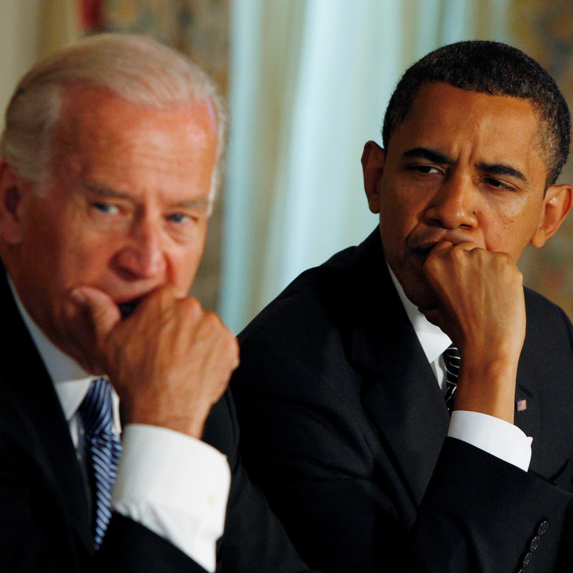 """""""بايدن يكمل ما بدأته""""..ماذا قال أوباما عن صديقه الصدوق؟"""