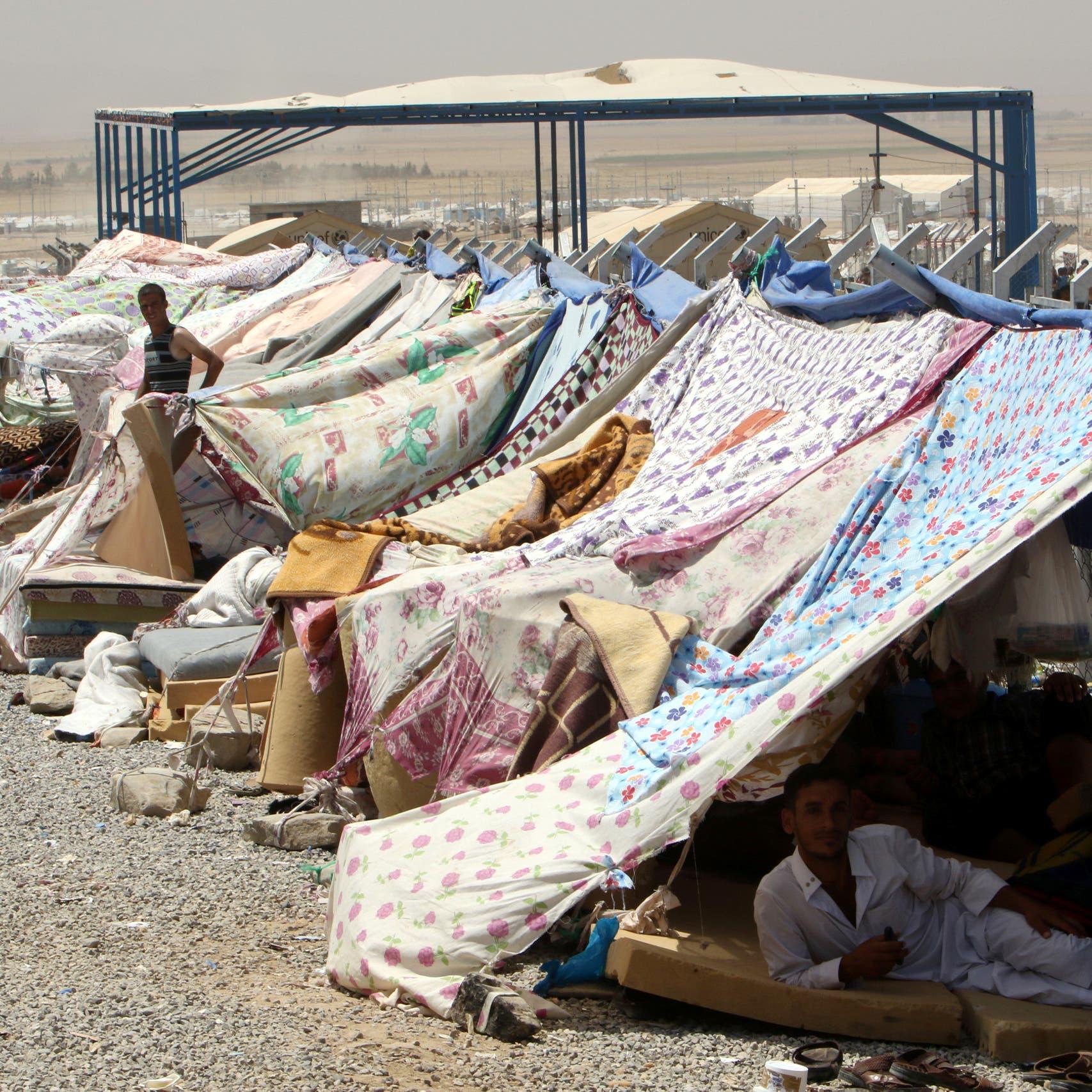 مقتل 3 مدنيين جراء قصف تركي على مخيم  للاجئين في شمال العراق