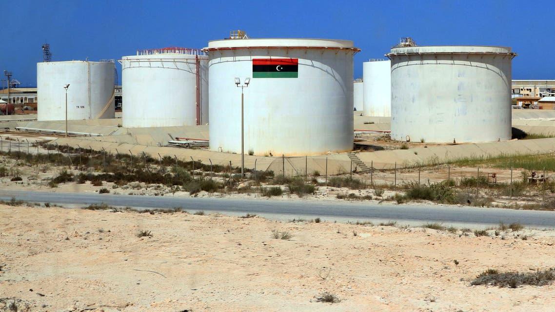 نفط ليبيا (أرشيفية- فرانس برس)