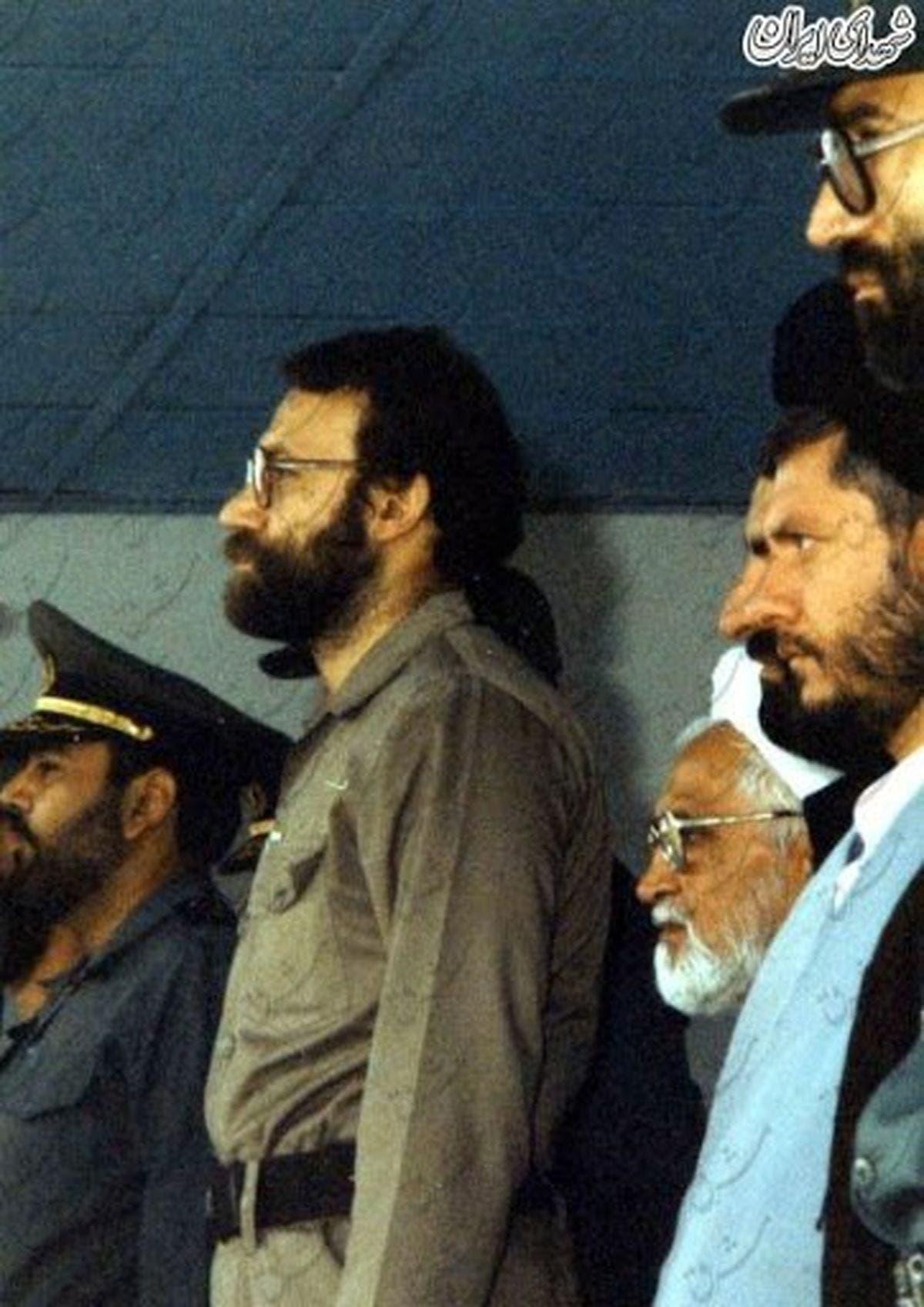 علی لاریجانی در لباس سپاه