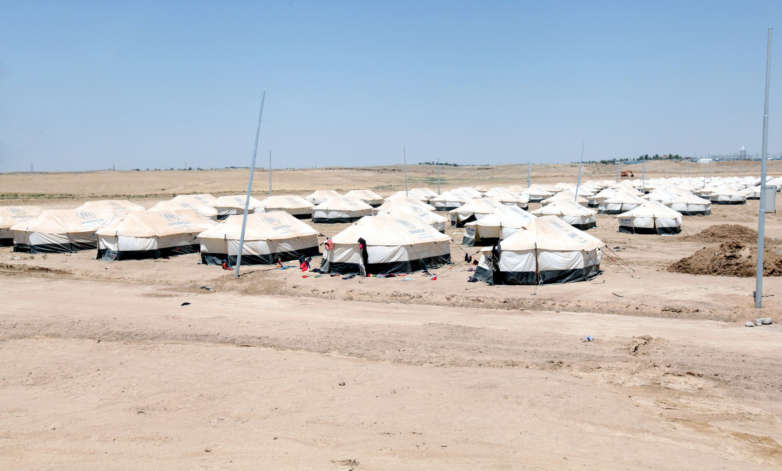Erdogan threatens further incursions in Iraq … a warning for a refugee camp