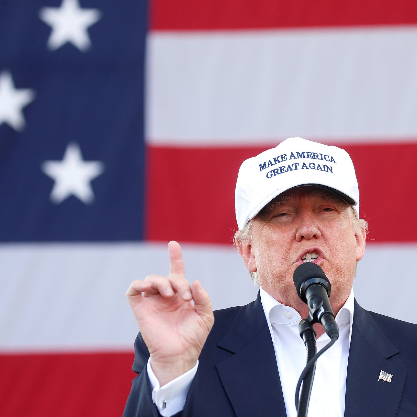 Trump's grip on Republicans sparks fears about democratic process