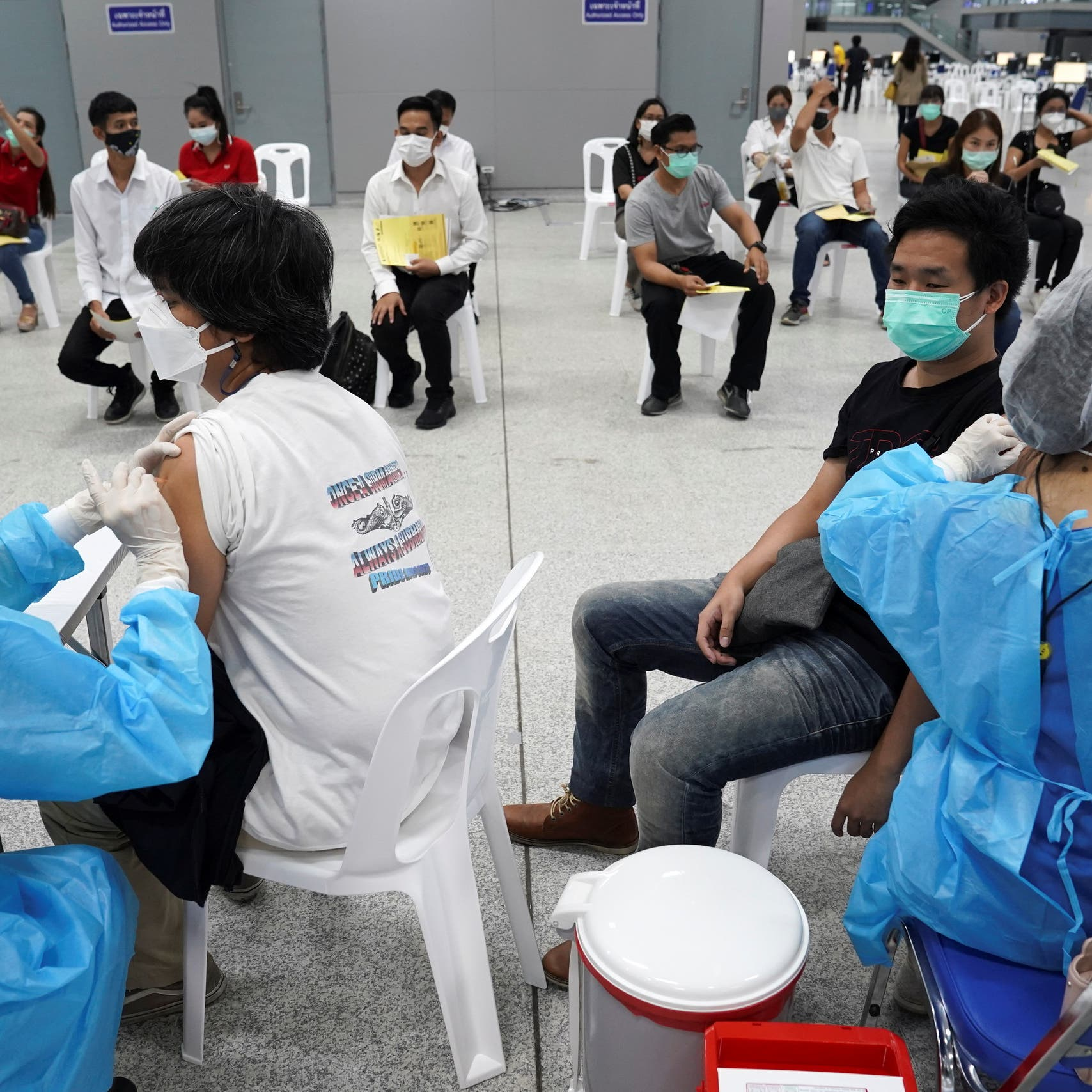 Explainer: Are Chinese COVID-19 vaccines effective against the Delta variant?