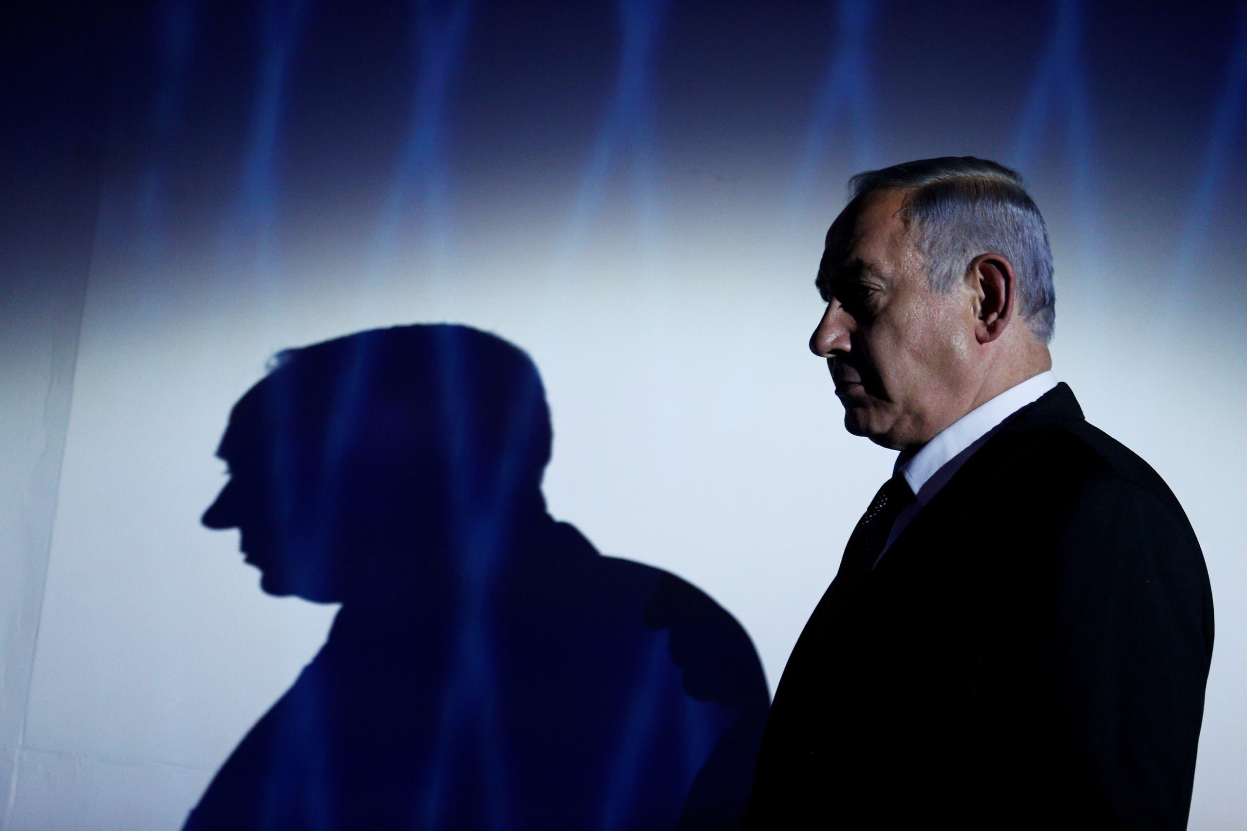 Israeli Prime Minister Benjamin Netanyahu is seen during the the 2016 Genesis Prize award-ceremony in Jerusalem, June 23, 2016. (Reuters)