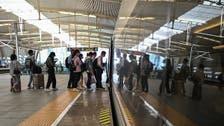 Train strikes, kills nine workers on track in northwest China