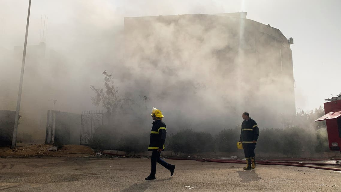 Six teenage girls were killed and 19 others injured in a fire at a juvenile detention center in the Egyptian capital, officials said Friday (File photo: Reuters)