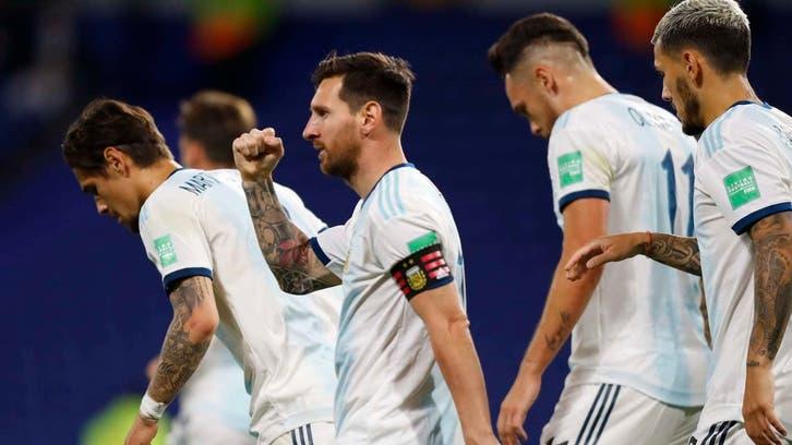 توقف آرژانتین و پیروزی کلمبیا در مقدماتی جام جهانی 2022