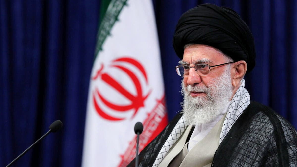 Iran's Khamenei says experience shows 'trusting West does not work'
