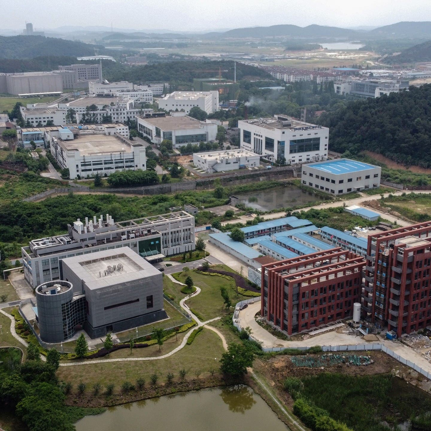 US Republicans in report say COVID-19 leaked from Wuhan lab in China