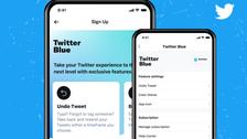 إطلاق خدمة الاشتراك المدفوع  Twitter Blue.. وهذه مزاياها
