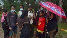 بعد 113 يوماً بالبحر.. لاجئون من الروهينغا يرسون بإندونيسيا