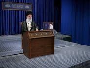 """خامنئي يصف معارضي الداخل في إيران بـ""""الأعداء"""""""