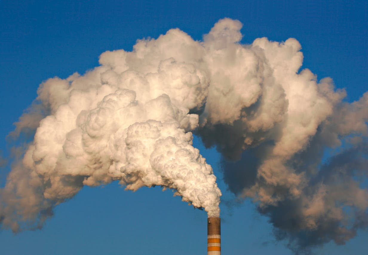 انبعاثات ملوثة للبيئة