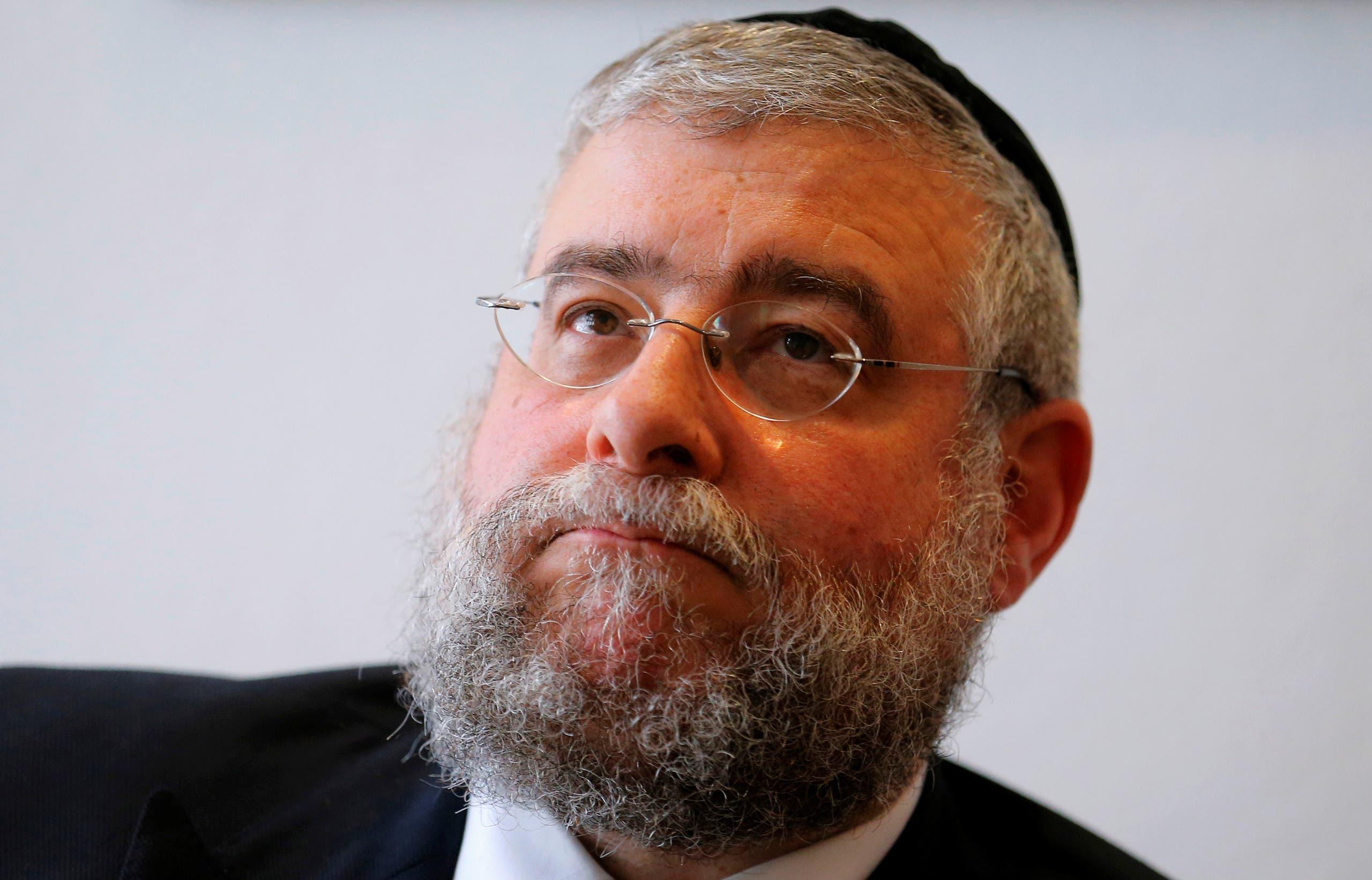 Chief Rabbi of Moscow Pinchas Goldschmidt
