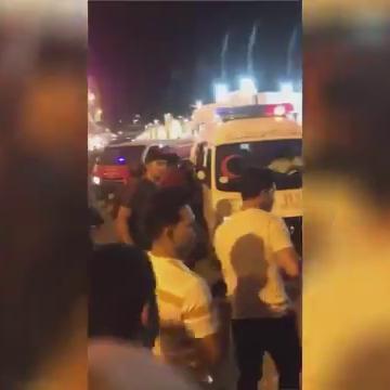 3 قتلى و20 جريحاً في انفجار بالكاظمية وسط بغداد