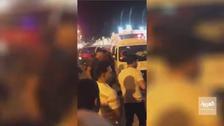 Iraqi officials: Explosion at Baghdad restaurant kills 3, injures 16