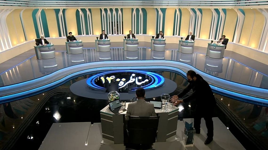 مناظره رياست جمهوري ايران