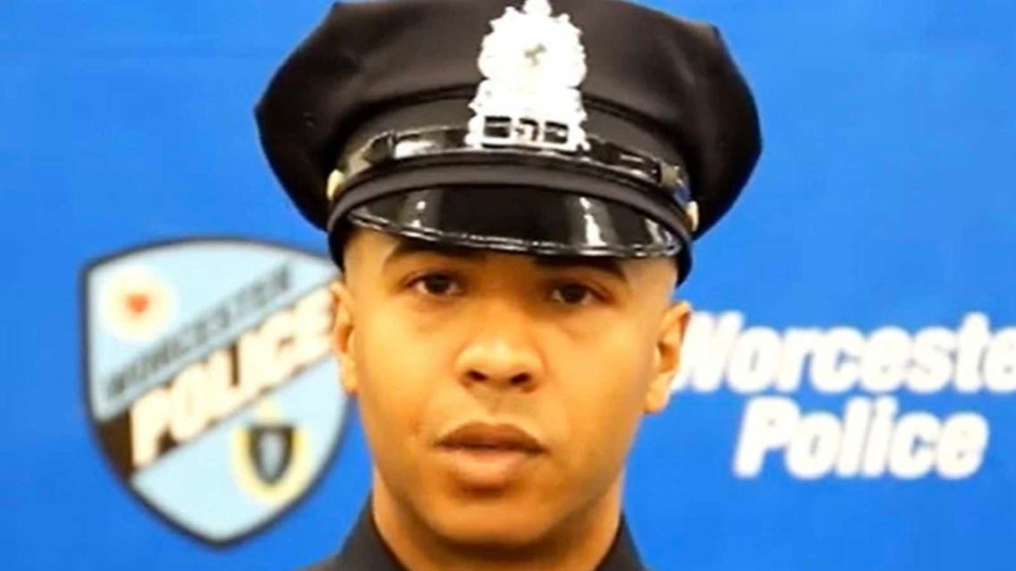 """38-year-old Enmanuel """"Manny"""" Familia, a five-year veteran of the Worcester Police Department, drowned after entered the water at Green Hill Park attempting to rescue a teenage boy, who also drowned at the pond. (Stock image)"""
