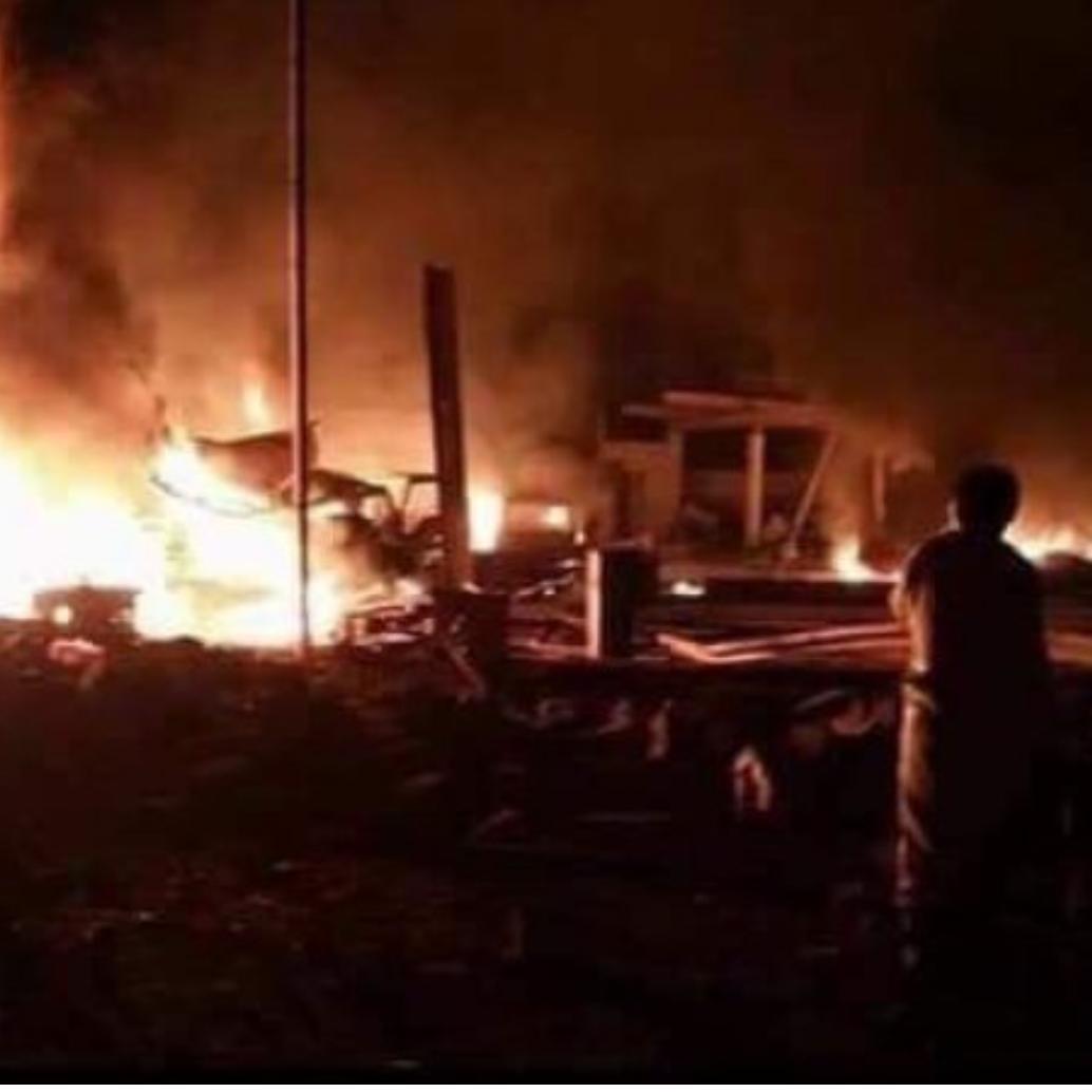 مجزرة جديدة.. مقتل 21 مدنياً بينهم طفلان بباليستي حوثي في مأرب