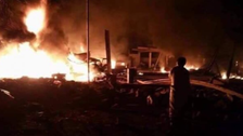 حوثیها 17 نفر از جمله یک کودک را با موشک بالستیک کشتند