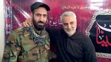 """مقتل """"مستشار"""" قاسم سليماني في سوريا"""