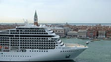 Venice restarts cruises amid protests over safety risks
