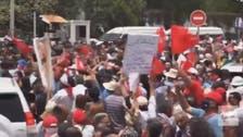 """آلاف التونسيين يهتفون ضد """"الإخوان"""".. انتهى ربيعكم"""