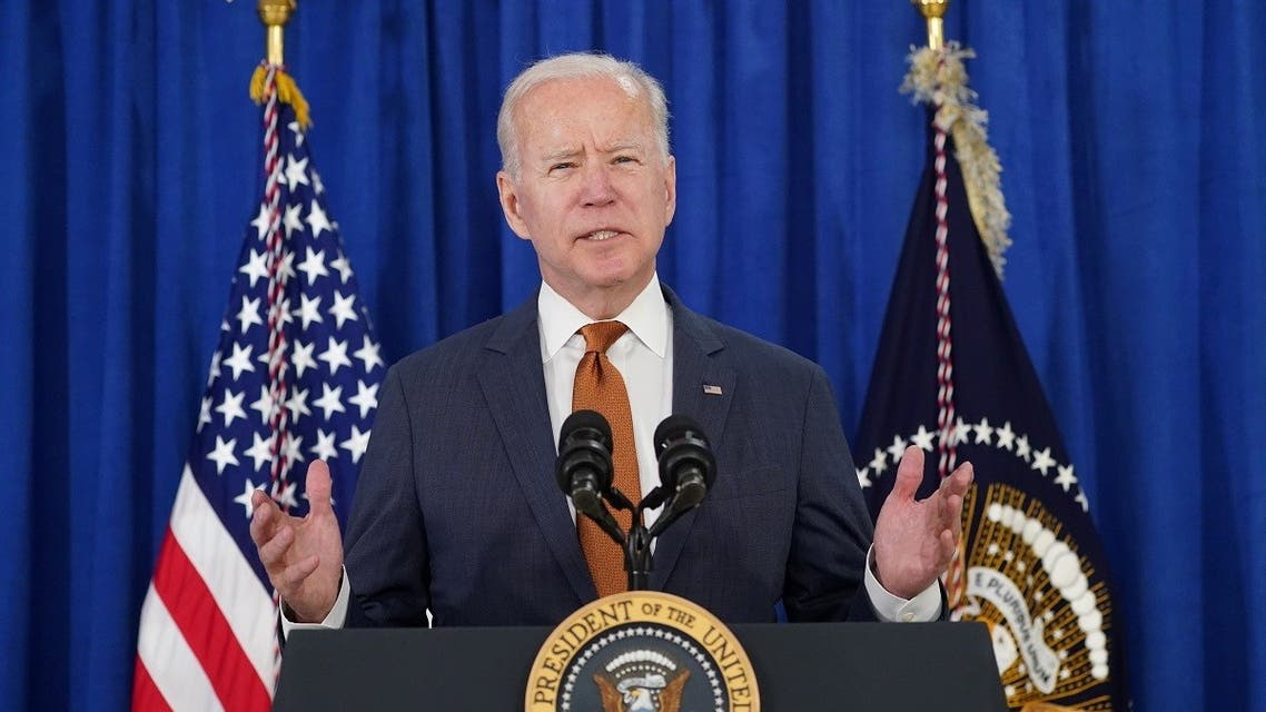 President Joe Biden delivers remarks on the May jobs report in Rehoboth Beach, Delaware. (File Photo: Reuters)