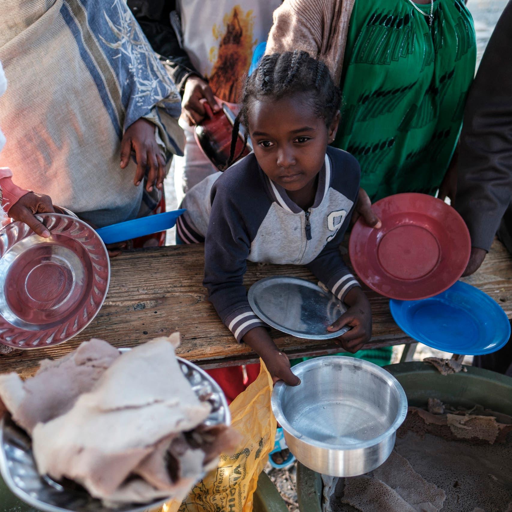 تحذير من مجاعة وشيكة في تيغراي مشابهة لمآسي 1984 بإثيوبيا