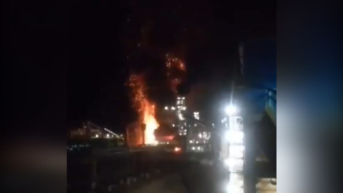 Huge explosion at steel factory in Iran's Kerman province: Source