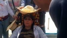 شاهد.. عبير موسي تفقد وعيها في اعتصام مفتوح ضد الإخوان