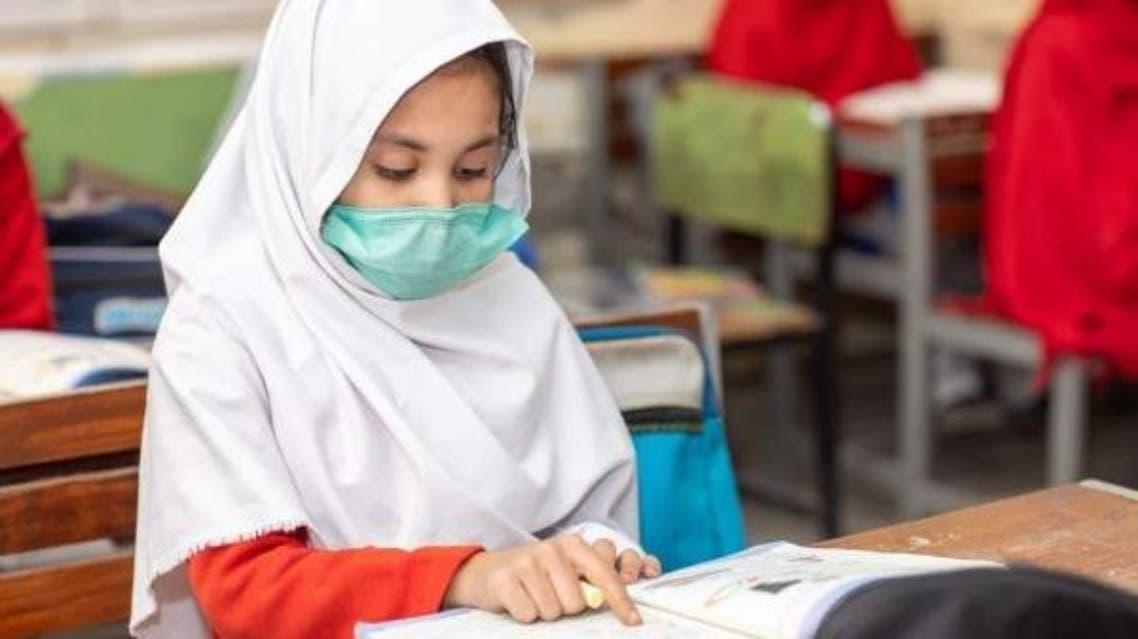 Pakistan : Girl student