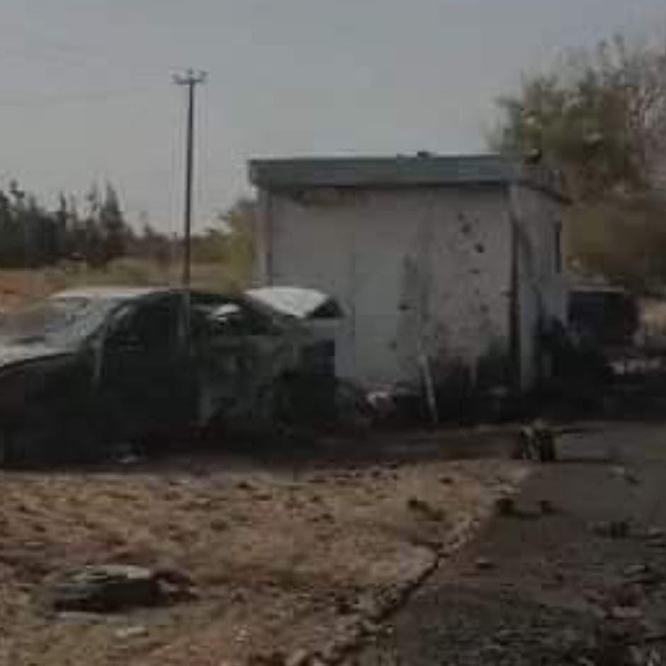 استهدف مسؤولاً كبيراً.. داعش يتبنى تفجير سبها في ليبيا
