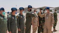 عرب ممالک کی مشترکہ فضائی مشقوں'طویق 2' کا سعودی عرب میں آغاز
