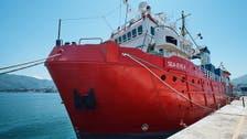 Italy's coastguard blocks German migrant rescue boat