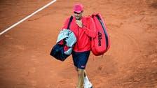 فيدرر يفكر بالانسحاب من بطولة فرنسا المفتوحة