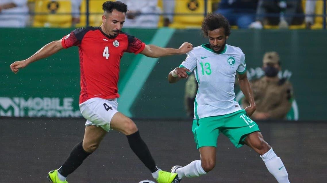 ياسر الشهراني السعودية اليمن