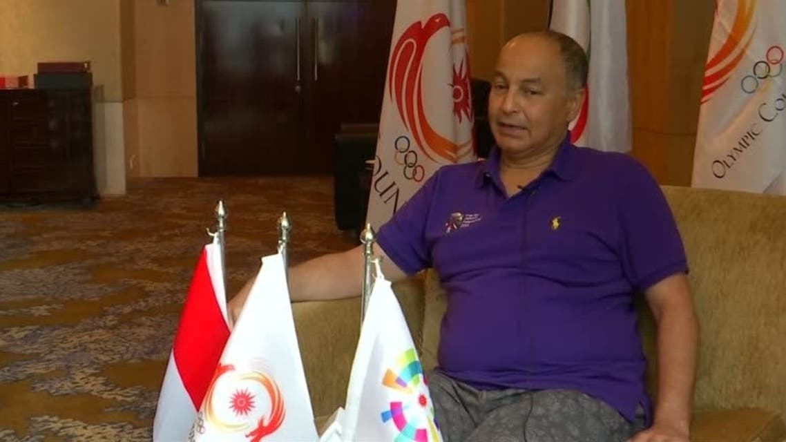 A file photo shows Husain Al-Musallam of Kuwait. (Reuters)