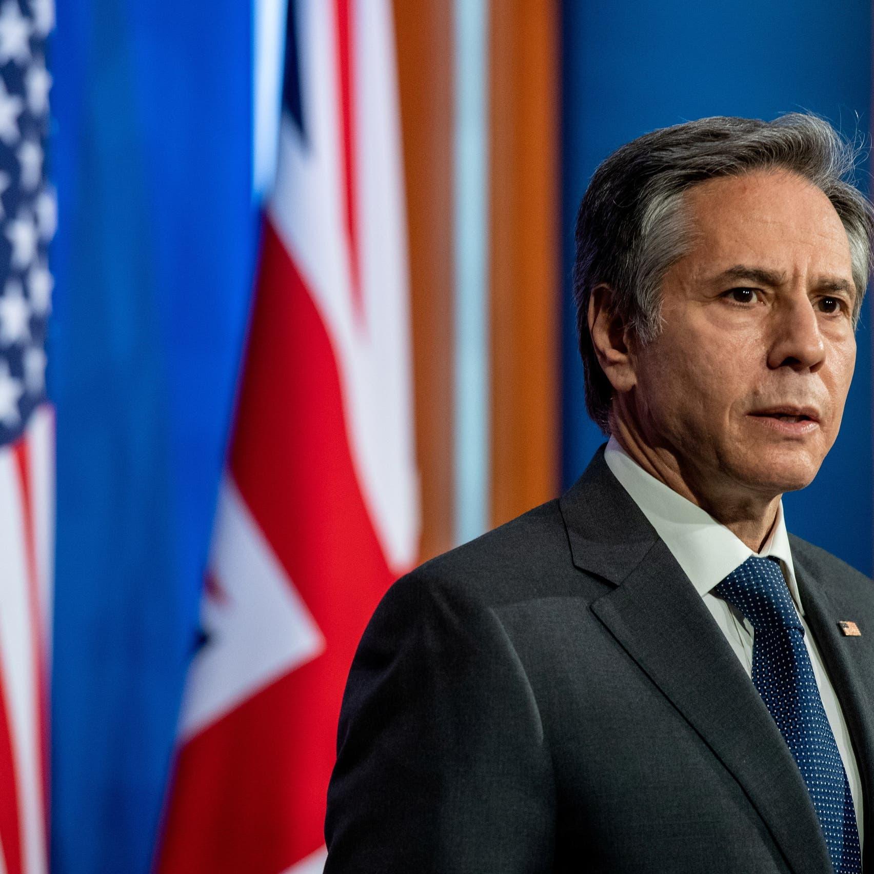 وزير الخارجية الأميركي: العقوبات الأميركية التي لا تتعلق بالنووي باقية على إيران